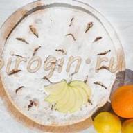Сладкий осетинский пирог Лимонник Фото