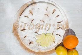 Сладкий осетинский пирог Лимонник - Фото