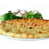 Осетинский пирог картошка, лук, грибы Фото