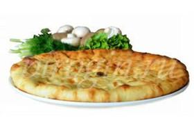Осетинский пирог картошка, лук, грибы - Фото