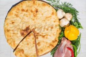 Осетинский пирог с индейкой - Фото