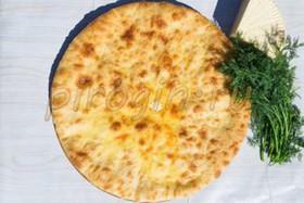 Осетинский пирог с домашним сыром - Фото