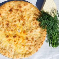 Осетинский пирог с домашним сыром Фото