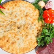 Осетинский пирог с говядиной и перцем Фото