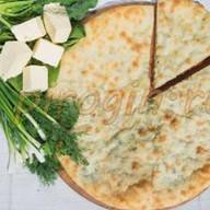 Осетинский пирог со шпинатом и сыром Фото