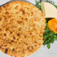 Осетинский пирог с тыквой и сыром Фото