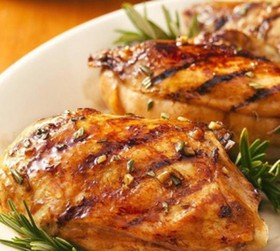 Филе куриное шашлык - Фото