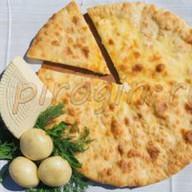 Осетинский пирог с картофелем и шпинатом Фото