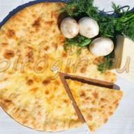Осетинский пирог с сыром и грибами Фото