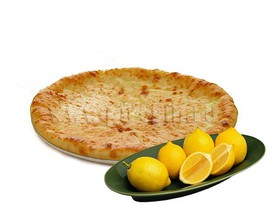Осетинский пирог Лимонник - Фото