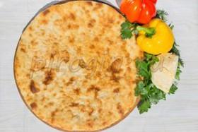Осетинский пирог капуста, грецкий орех - Фото