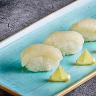 Морской гребешок суши Фото