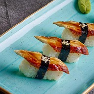 Угорь суши Фото