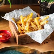 Картофель фри с пармезаном Фото