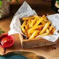 Картофель фри с трюфельным маслом Фото