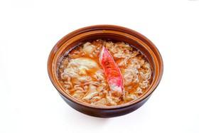 Крабовый суп - Фото