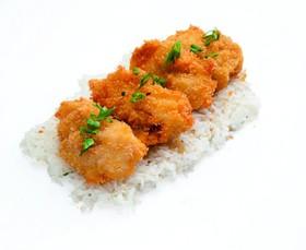 Курица с рисом - Фото