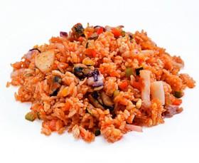 Тяхан с морепродуктами - Фото