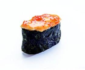 Суши запеченные с мидиями - Фото