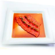 Татаки из лосося Фото
