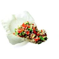 Салат из крабового мяса Фото