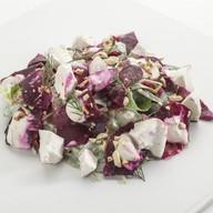 Салат с печёной свеклой Фото