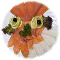 Ассорти рыбное Фото