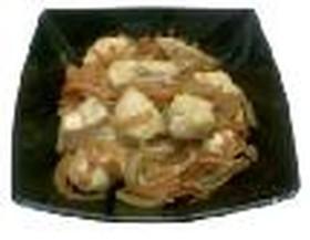 Жареная курица на рисе - Фото