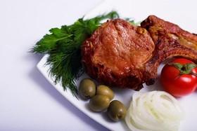 Шашлык из свиной корейки - Фото