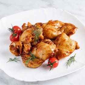 Бёдра куриные в пикантном соусе - Фото