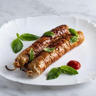 Колбаски баварские Фото