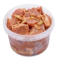 Свинина шейка (маринованное мясо) Фото