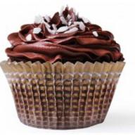 Капкейк Шоколадный взрыв Фото
