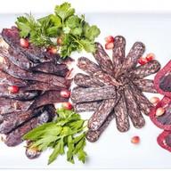 Мясная кавказская тарелка Фото