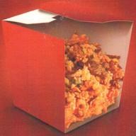 Жареный рис с говядиной Фото