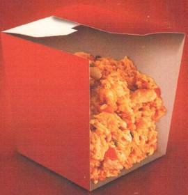 Жареный рис со свининой - Фото