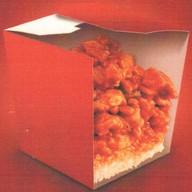 Острое куриное филе с арахисом и овощами Фото