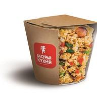 Рис с морепродуктами Фото