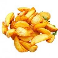 Картофель фри дольки Фото