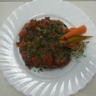 Лангет с помидорами Фото