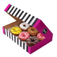 Набор бездрожжевых пончиков 6 шт. Фото