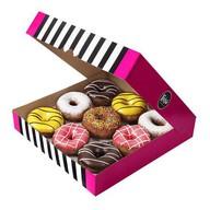 Набор бездрожжевых пончиков 9 шт. Фото