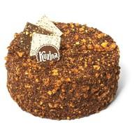Домашний шоколадно-ореховый Фото