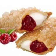 Пирожок лесные ягоды крем-чиз Фото