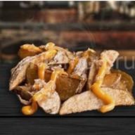 Макфлейвор фрайз барбекю с беконом Фото