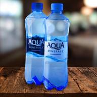 Aqua минерале Фото