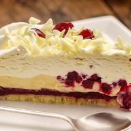 Торт брусничный Фото
