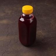 Морс из черной смородины Фото