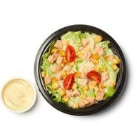 Цезарь чикен салат Фото