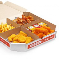 Snack box Фото